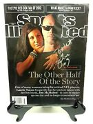 Jim Mcmahon Signed Autographed Bears Si Sports Illustrated 9-10-2012 No Label