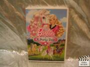 Barbie And Her Sisters In A Pony Tale Dvd Animated