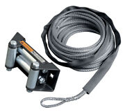 Warn Industries Wnch Synthetic Rope 3/16x50and039 72128 Implements Winch Mounts And Acc