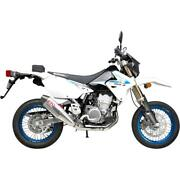 Yoshimura F/s Sig Rs4 Ss/al Drz400sm 116600d320 Exhaust Complete