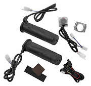 Show Chrome Inferno Heated Grips Hd 17-963 Control Grips
