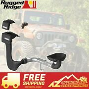 Rugged Ridge Modulaire Xhd Tuba Bas Montage Pour And03907-and039 11 Jeep Wrangler 3.8l V6