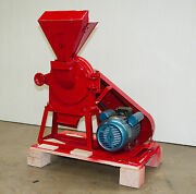 Fine Grinder Universal Mill - 3hp 220v 1ph Electric. Usa In Stock. Free Shipping