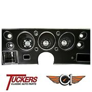 70-72 Chevy Chevelle Ss All American Tradition Gauges Classic Instruments Cv70at