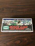 Hess Toy Truck Race Car And Racer 2009 New In Box