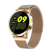 Smart Watch Heart Rate Blood Pressure Fitness Activity Tracker Calorie Counter
