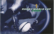 Australian Stamps 2003 Rugby World Cup - Post Office Pack
