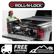 Roll-n-lock Cargo Manager Truck Divider For 04-15 Nissan Titan 5.5and039 Bed Cm825