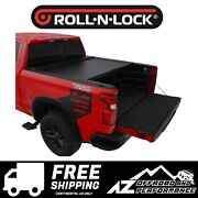 Roll-n-lock E Series Retractable Cover For 15-18 Ford F150 6.5and039 Bed Rc102e