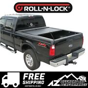 Roll-n-lock E Series Retractable Cover For 17-18 Ford F250 F350 6.8and039 Bed Rc151e