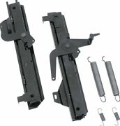 Oer Me16284 E-body Bench Seat Adjusting Tracks 1970-1971 Challenger And Cuda