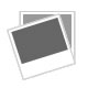 M Blue Brown Ice Silk Faux Leather Anti Skid Car Steering Wheel Cover Protector