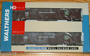 Walthers 932-26223 75and039 Auto Train Auto Carrier 2-pack Canadian National Cn