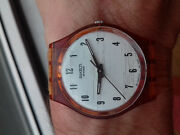 Swatch Gent Vintage Collection 2001 Gf112 Hors Dand039oeuvre Montre Nos Mont