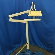 Marus Dental Post Mount European Style Delivery Unit