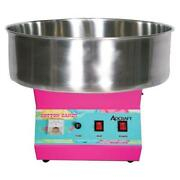 New 21 Cotton Candy Machine Adcraft Cotnd-21 9600 Commercial Carnival Fair