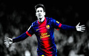 Lionel Messi Canvas Wall Art Deco Large Ready To Hang All Sizes