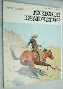 Frederic Remington, Large Paperback By Peter Hassrick, New Concise Nal Edition