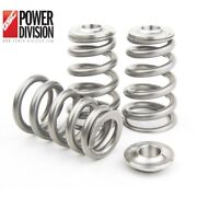Gsc Power Division 5064 Conical Valve Spring With Ti Retainer For The Toyota 2jz