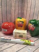 Lot Kitchenware Hutzler Tool Gadgets The Pampered Chef Storage Knife Dine Butter