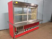 Delfield Commercial H.d. Nsf Lighted Refrigerated Pie/pastry Display Cooler