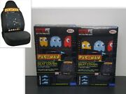 2x New Pac-man Universal Bucket Seat Cover Hyperfit Bell Automotive Products