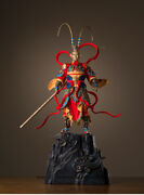 32 Chinese Journey To The West Myth Sun Wukong Monkey King Copper Statue