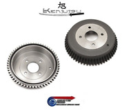 New Rare 2x Pair Of Rear Brake Drums - For Datsun S30 260z L26