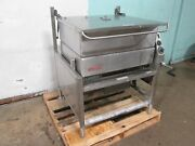 Market Forge Hd Commercial Nsf 480v 3ph Electric 30gal Tilting Braising Pan