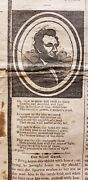 Abraham Lincoln Assassination May 6 1865 Cleveland Herald Memorial Edition Booth