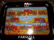 Mccormick-deering Farmall M Tractors Servicing Tray Wish List Never Use Great