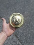 Solid Brass Door Knobs Vintage Brass Pull And Push Handles Antique Knob Lot Of 11