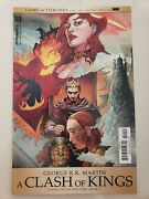 George R.r. Martin A Clash Of Kings 1 2017 Dynamite Comics Game Of Thrones