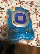 Audiovox Personal Cd Player Brand New Model Ce146d