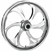 Rc Components Recoil Front Wheel Chrome 23x3.75 W/o Abs 23750-9031a-105