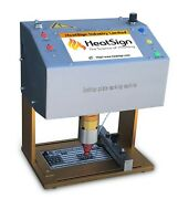 High Speed Dot Peen Metal Tag Marking Machine Compact And Easy To Use