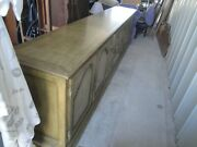 Mid Century Credenza 10' Long Milling Road Grand Rapids Chair Baker Furniture
