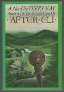 Terry Kay / After Eli Signed 1st Edition 1981