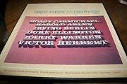 Great American Composers Pt 2 Longines Symphonette Society 3 Records