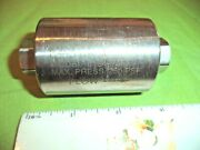 6 Matheson Model 6164-p4ff Fuel Filters-stainless-laser Tested-250psi Max Pres