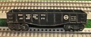 Lionel 2452 Black Pennsylvania Gondola With Flying Shoes From 1946