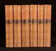 1868-73 6vols Henry Hallam Literature Of Europe And Middle Ages Illustrated