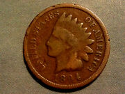 1894 Indian Head Penny Antique Cent Rare Post Civil War Collectable Coin 584a