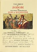 Donald S Friend / Farce Of Sodom By The Right Honourable Earl Of Rochester 1980