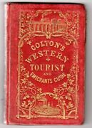 John Calvin Smith / Western Tourist And Emigrant's Guide Through The States