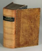 Thomas Dyche / New General English Dictionary Peculiarly Calculated 1771