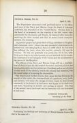 U S Navy / A Collection Of 163 General Orders Of The Us Navy 1871 Military