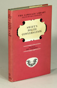 Eric Partridge / Swiftand039s Polite Conversation With Introduction Notes 1st Ed 1963