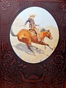The Old West The Cowboys Time-life Books1973 Collectors Ed Illustrated
