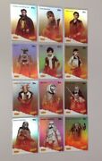 Solo A Star Wars Story - Complete 12-card Foil Set 2018 Dennyand039s Topps Rare